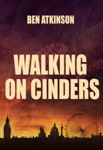 Walking on Cinders book cover